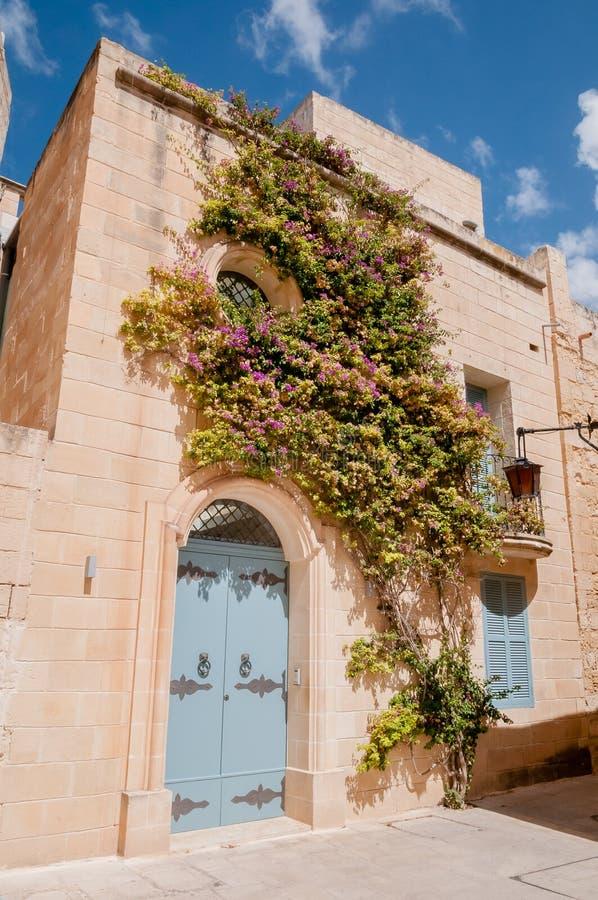Mdina, Мальта стоковые фотографии rf