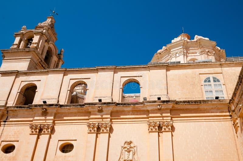 Mdina, Мальта стоковые изображения