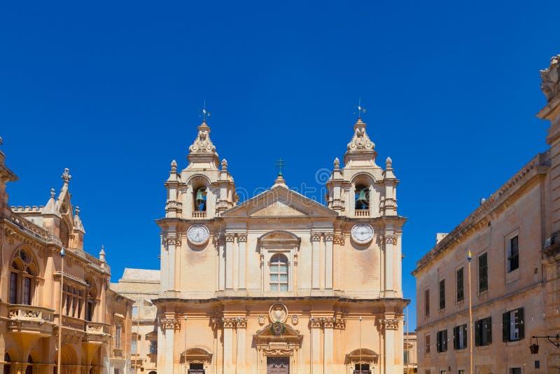 Mdina, Malta fotografía de archivo libre de regalías