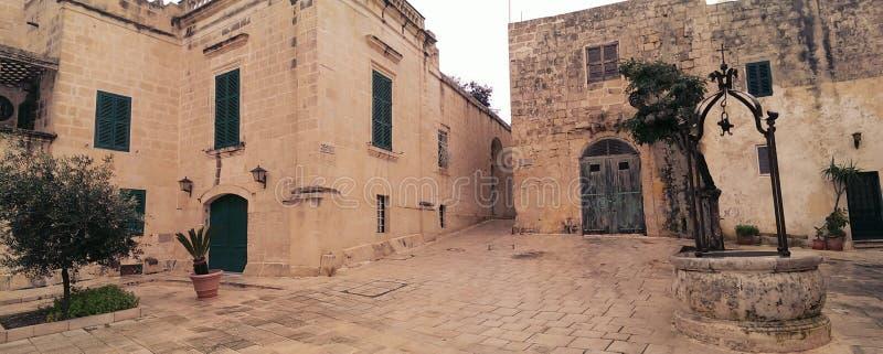 Mdina, Malta obrazy royalty free