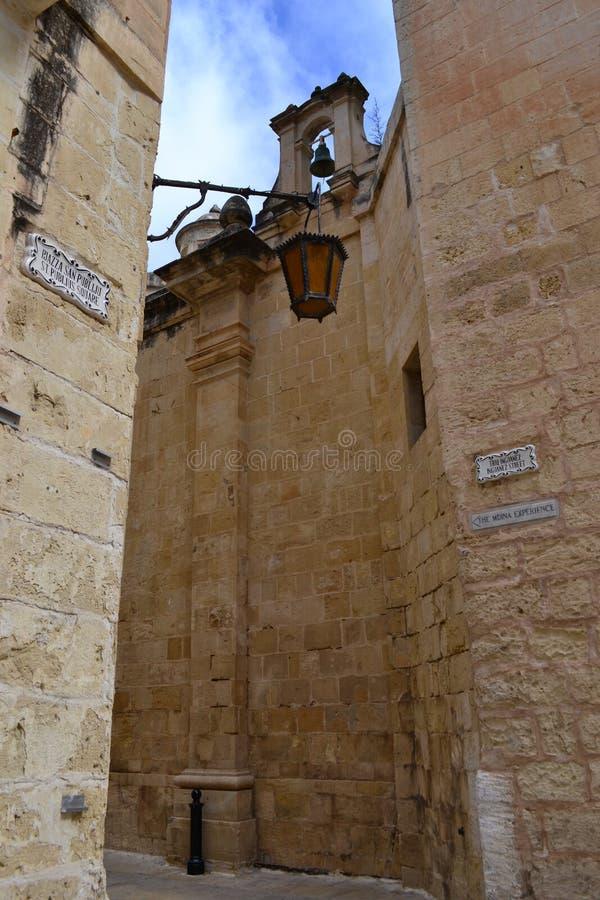 Mdina, Malta royalty free stock photos