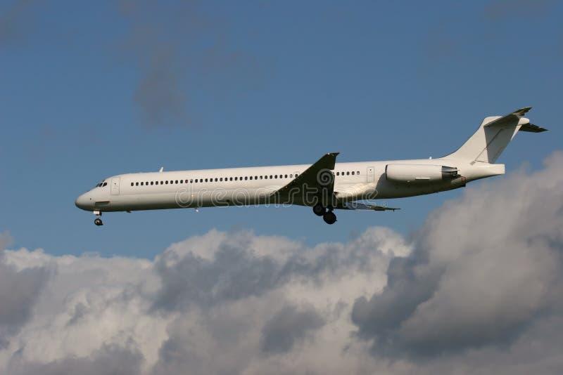 MDONNELL inminente MD-82 fotos de archivo libres de regalías