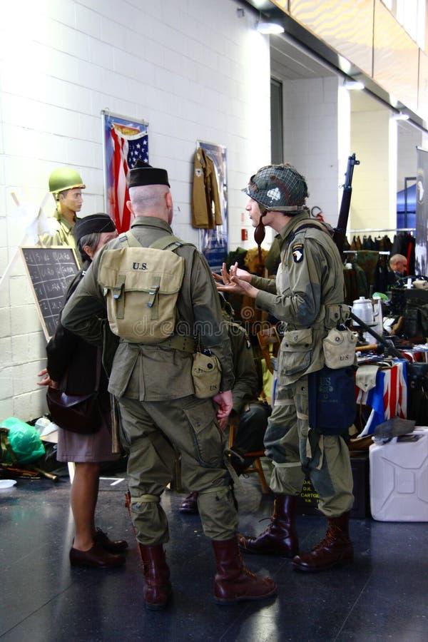 15?me ?dition ?armes et bagages ?23 et 24 mars 2019 Plaisance Italie photographie stock libre de droits