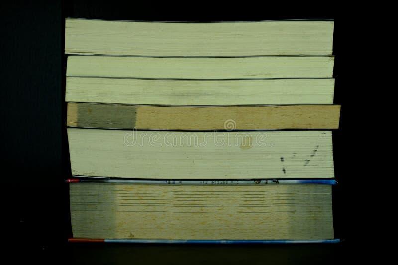 Me gusta leer los libros fotografía de archivo