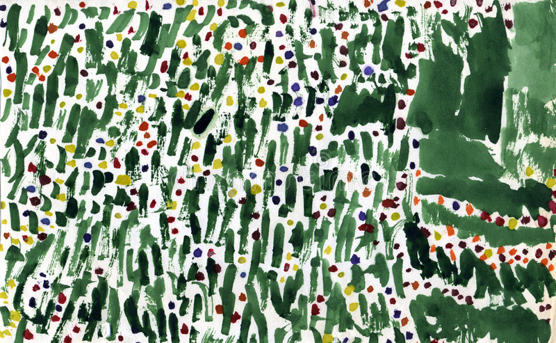 Download Meadow stock illustration. Image of background, field - 7485891