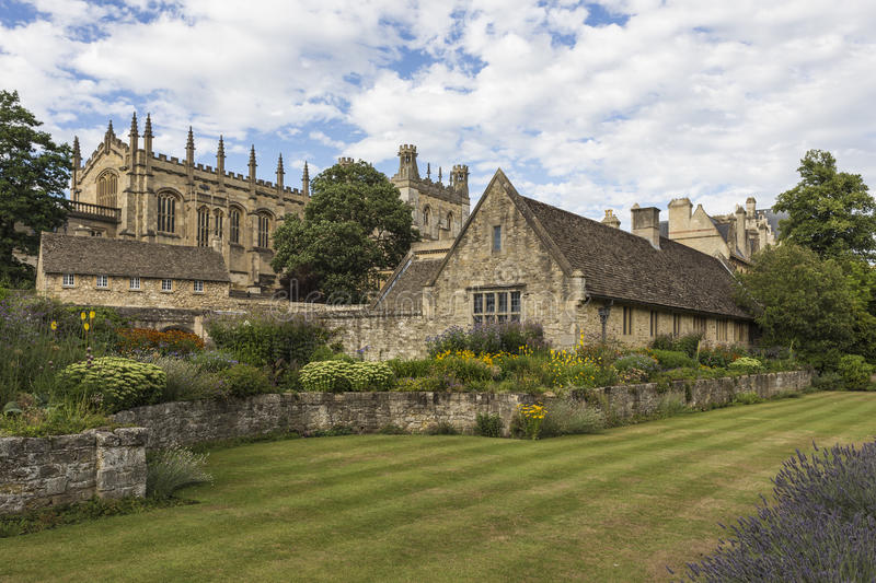 Meadow Building, Christ Church Cathedral. Saint Aldate& x27;s, Oxford, Oxfordshire, England, United Kingdom stock photo