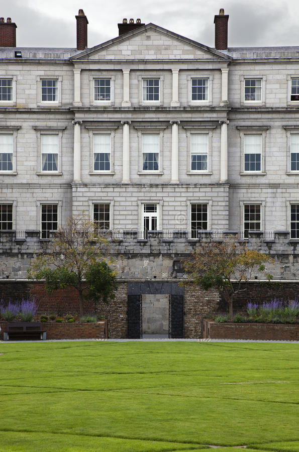 Download Meadow Square In Dublin Castle Stock Photo - Image: 15947862