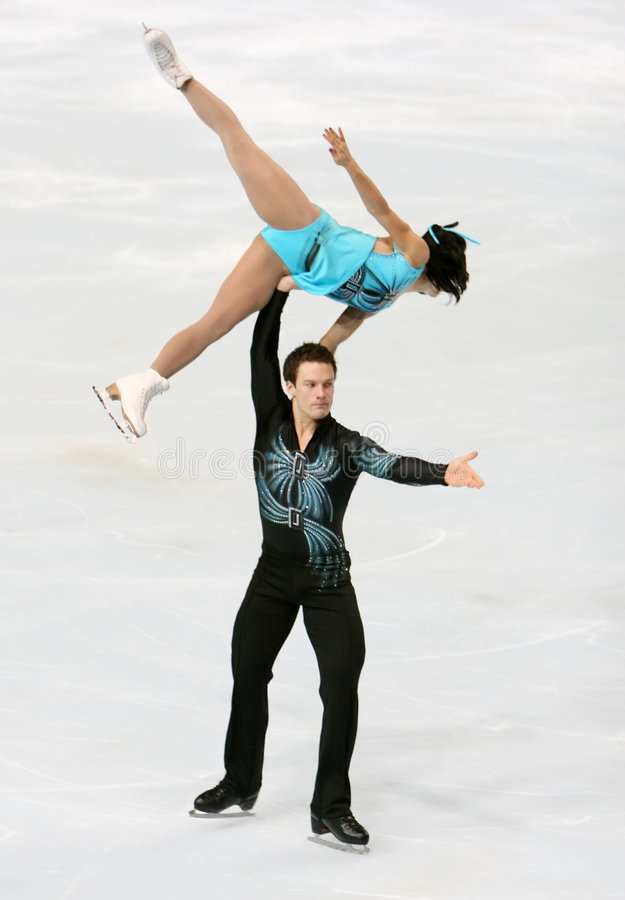Download Meagan DUHAMEL / Craig BUNTIN Short Program Editorial Stock Image - Image of series, omnisport: 7132739
