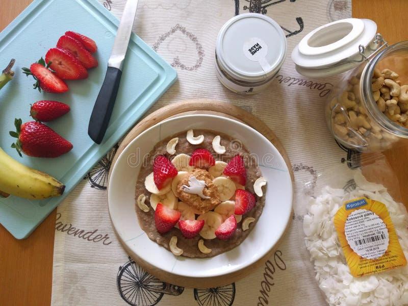 Meal, Breakfast, Food, Vegetarian Food stock photography