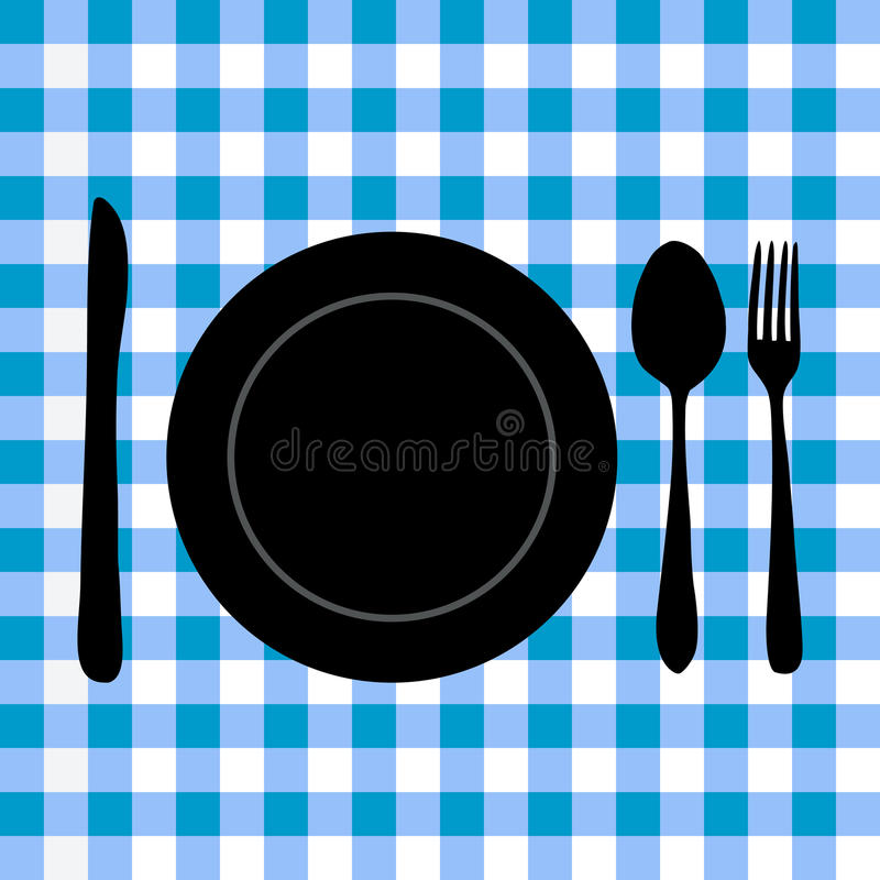 Meal Setting Royalty Free Stock Photos