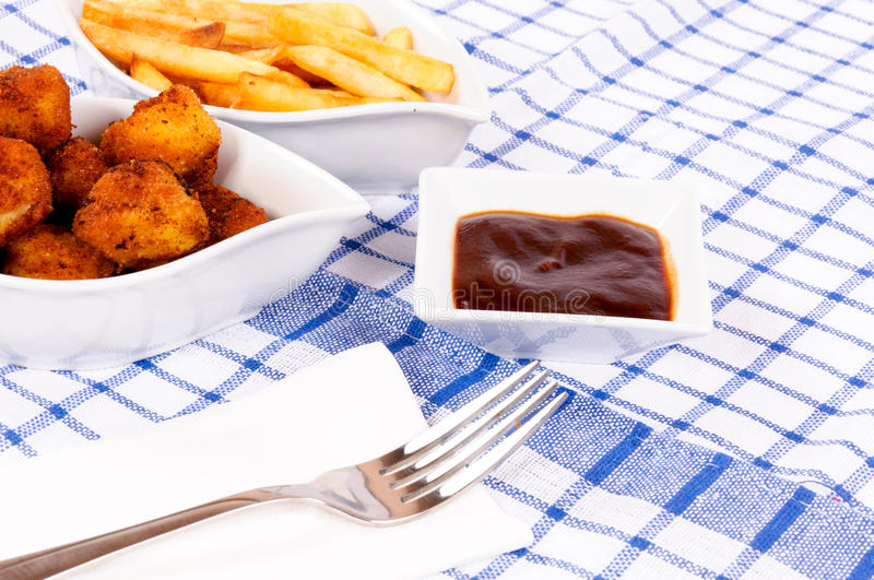 Download Meal on the table stock image. Image of balls, cooked - 26322907