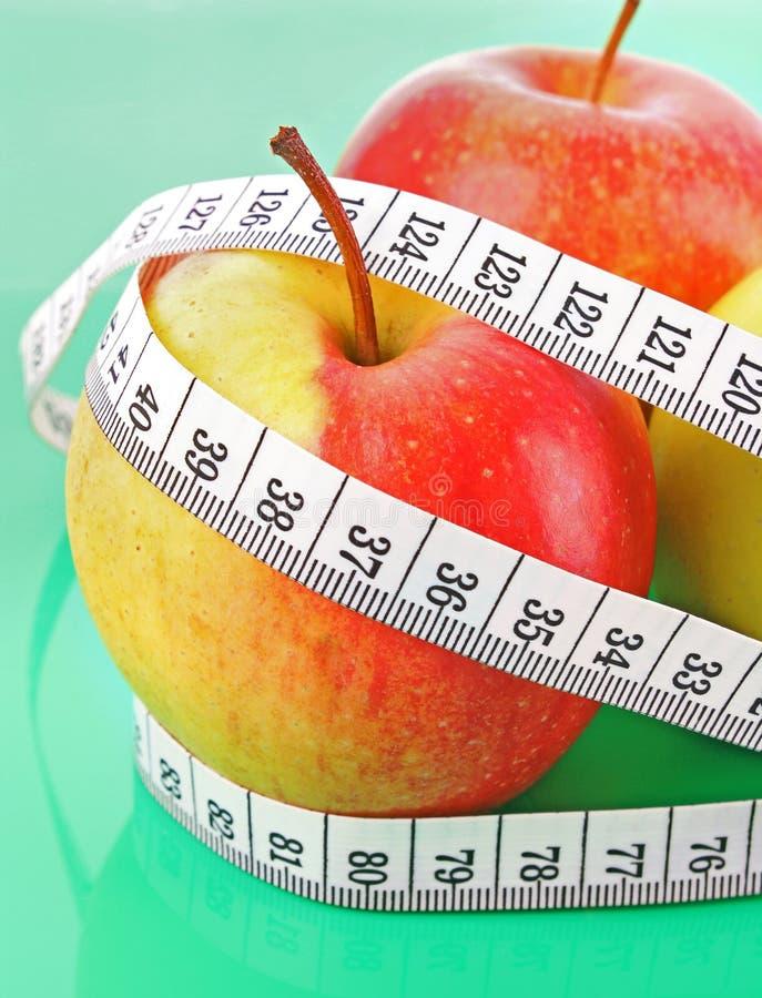 Measure Around Apple Stock Photos