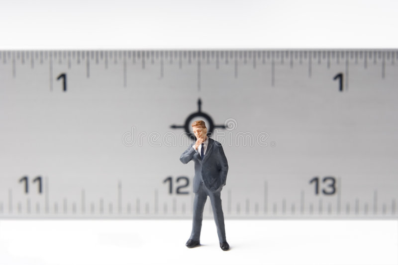 Download Measure Of A Man Royalty Free Stock Images - Image: 509909