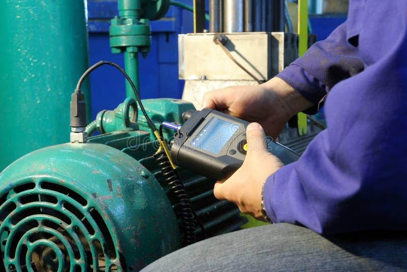 Download Measurement Engine Vibration Stock Image - Image: 3011559