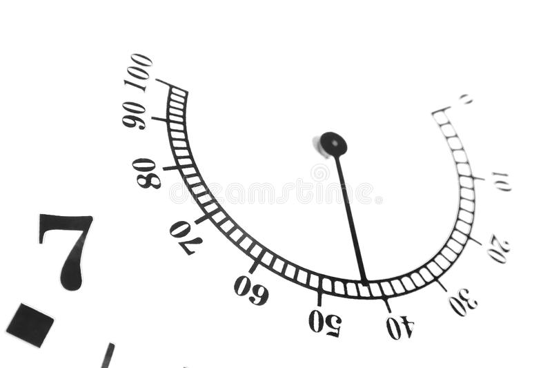 Download Measurement scale stock image. Image of draft, measurement - 19438307