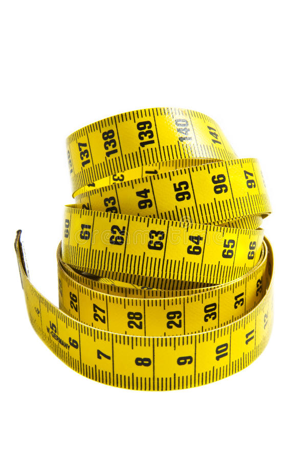 Free Measurer Tape Stock Photography - 15059392