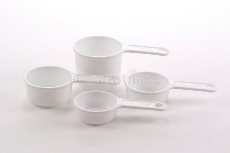 Download Measuring Cups stock image. Image of white, baking, arrangement - 22051