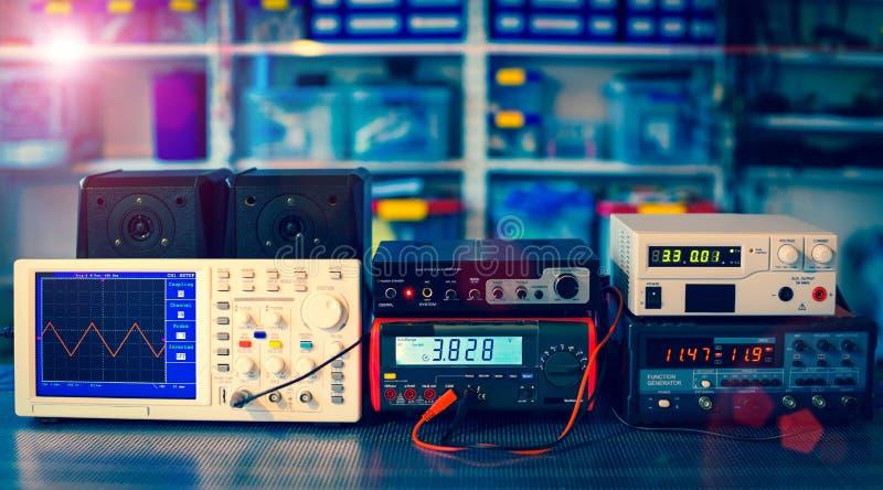 Measuring devices stock photos