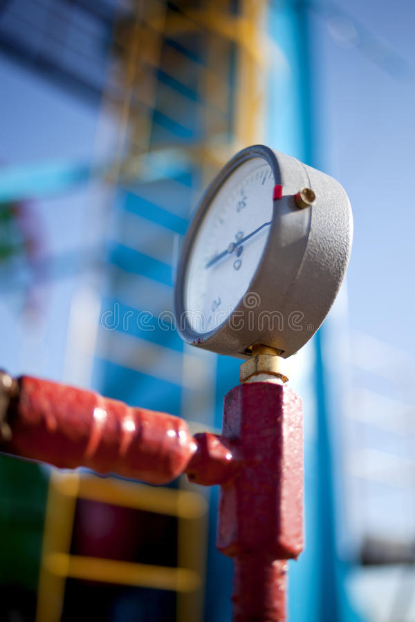 Download Measuring instrument stock image. Image of plant, technology - 20980569