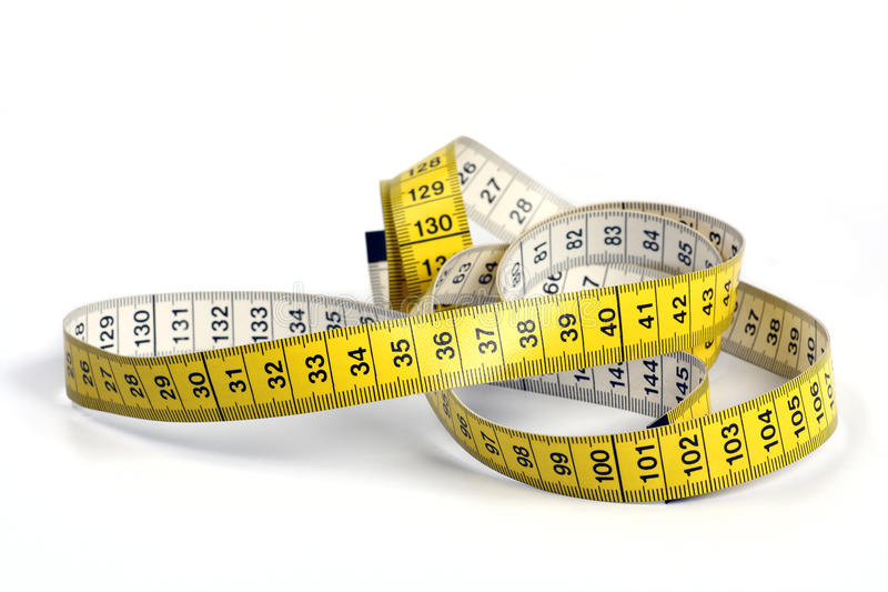 Download Measuring tape stock image. Image of centimeter, meter - 15065815