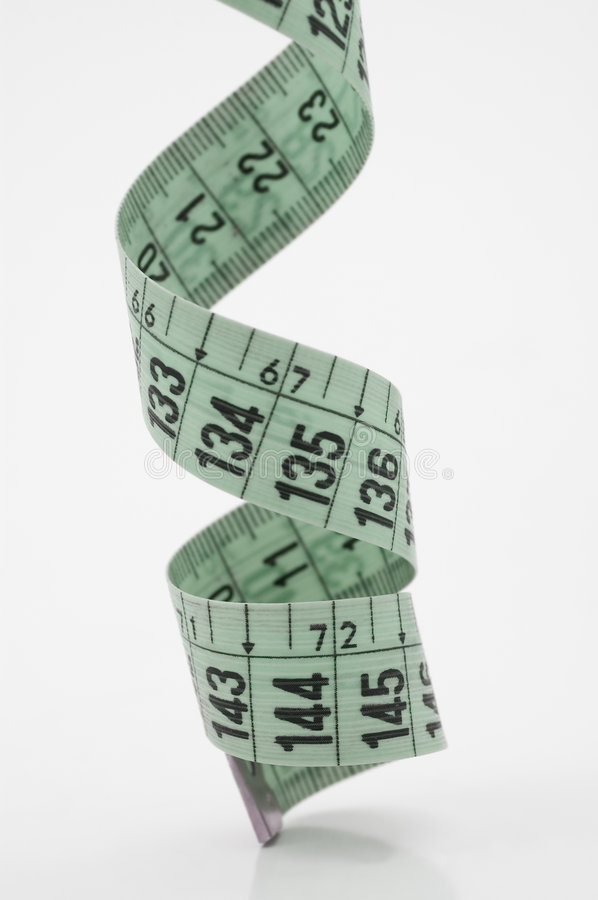 Free Measuring Tape. Royalty Free Stock Photography - 5449517
