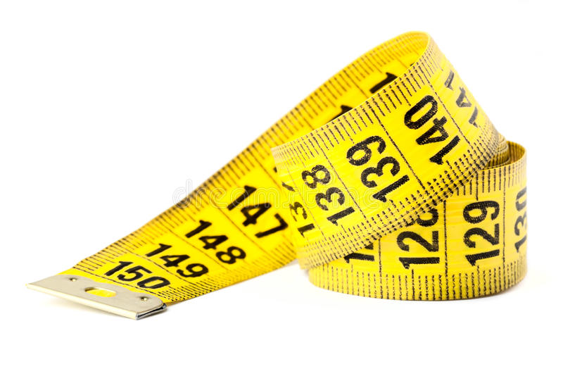 Download Measuring With Tape Measure Stock Photo - Image: 22555784