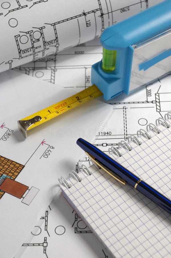 Download Measuring tools stock photo. Image of engineering, form - 7098948