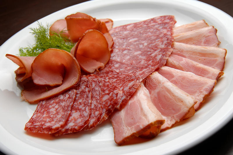 meat royaltyfria foton