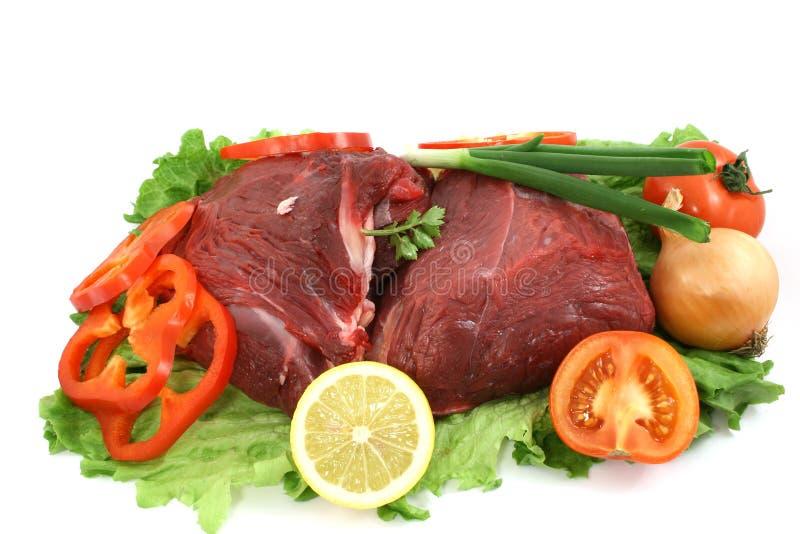 meat royaltyfria bilder
