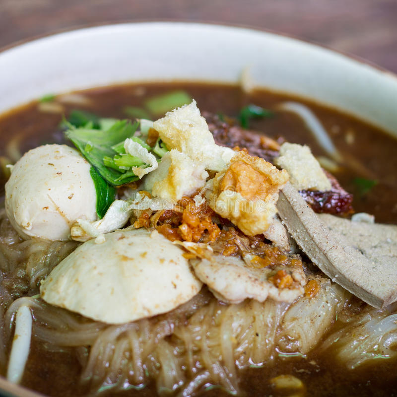 Download Meat ball noodle stock photo. Image of meal, fresh, healthy - 41299476