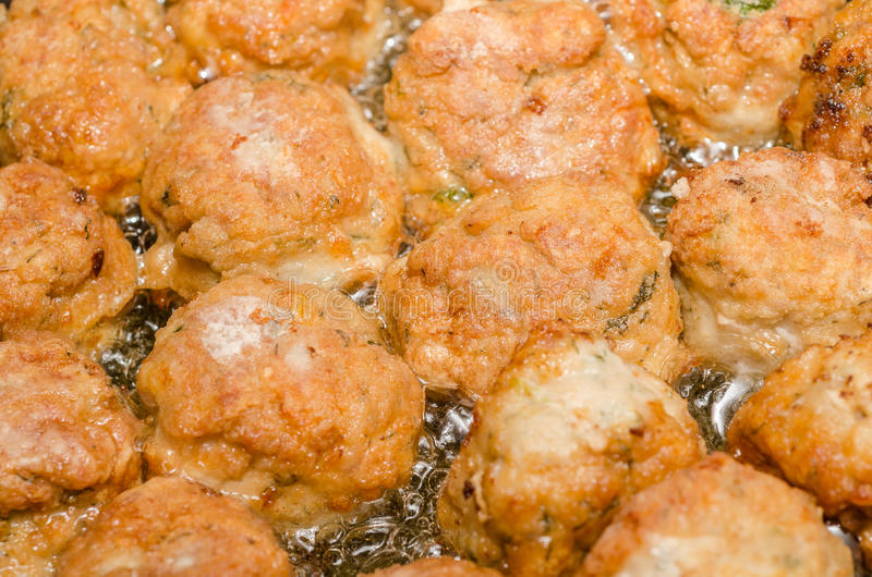 Download Meat Balls stock image. Image of eating, cooking, bubbling - 28215311