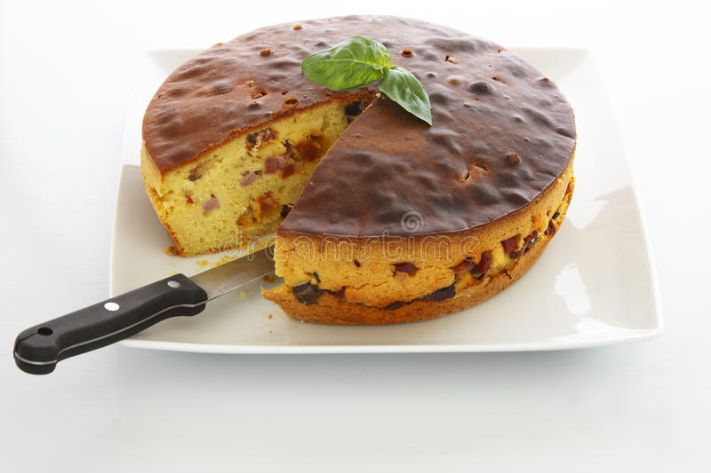 Meat Cake Royalty Free Stock Images