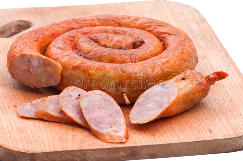 Download Meat Delicatessen On The Board Stock Photo - Image: 20858932