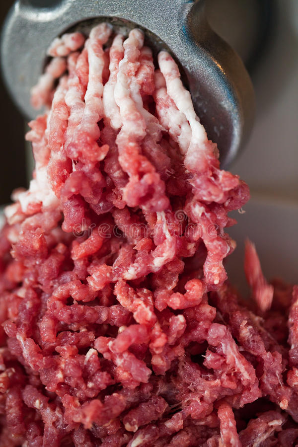 meat för 2 grinder royaltyfria foton