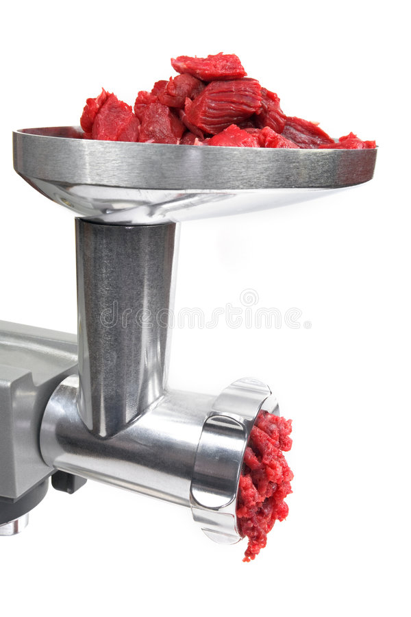 Free Meat Grinder Royalty Free Stock Photography - 3622767