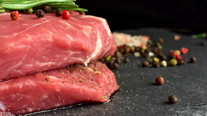 Meat, Kobe Beef, Red Meat, Steak stock photography