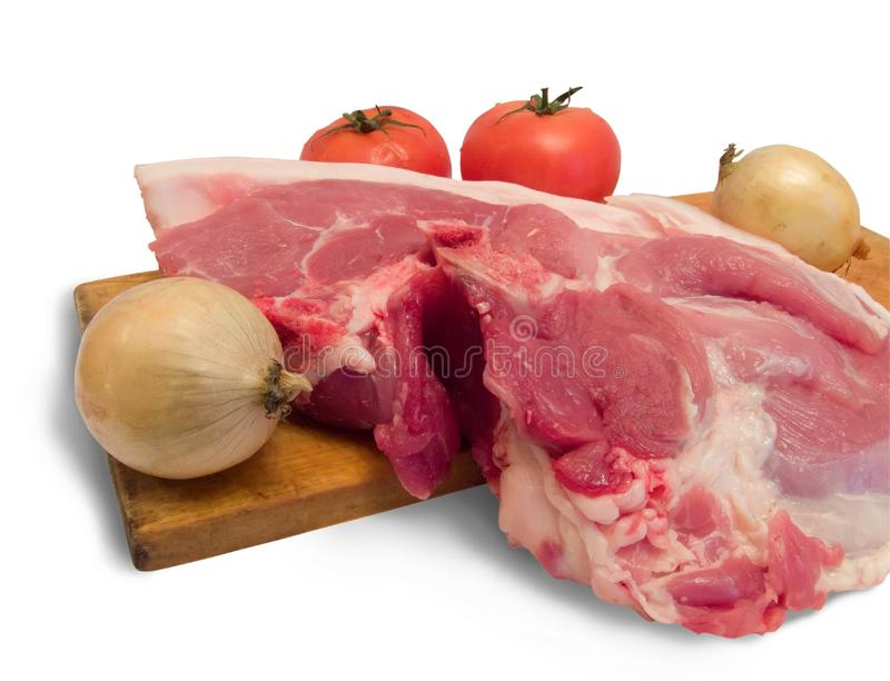 Meat Is Pork Free Stock Image