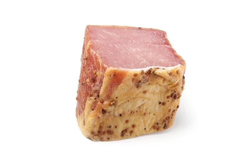 meat r?kte arkivfoto