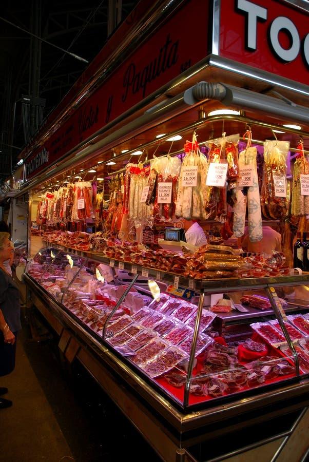 Meat Shop, Barcelona, Spain Free Public Domain Cc0 Image