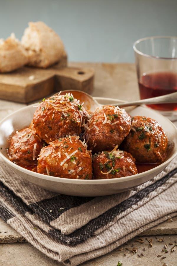 meatballs fotos de stock