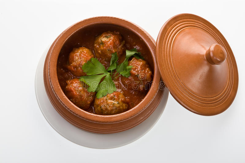 Download Meatballs Royalty Free Stock Images - Image: 9530719
