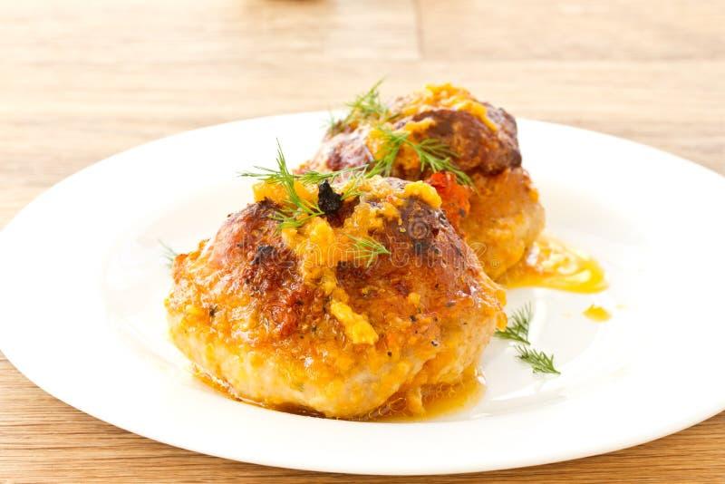 Download Carne dos Meatballs foto de stock. Imagem de aperitivo - 29831414
