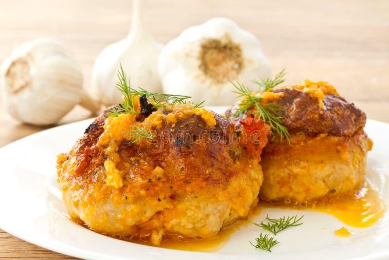 Download Carne dos Meatballs foto de stock. Imagem de alimento - 29831422