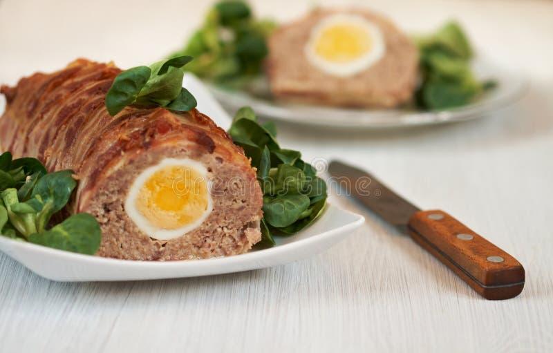 meatloaf zdjęcia stock