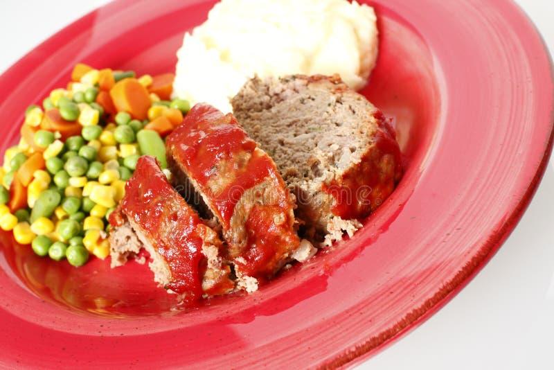 meatloaf strony zdjęcie royalty free
