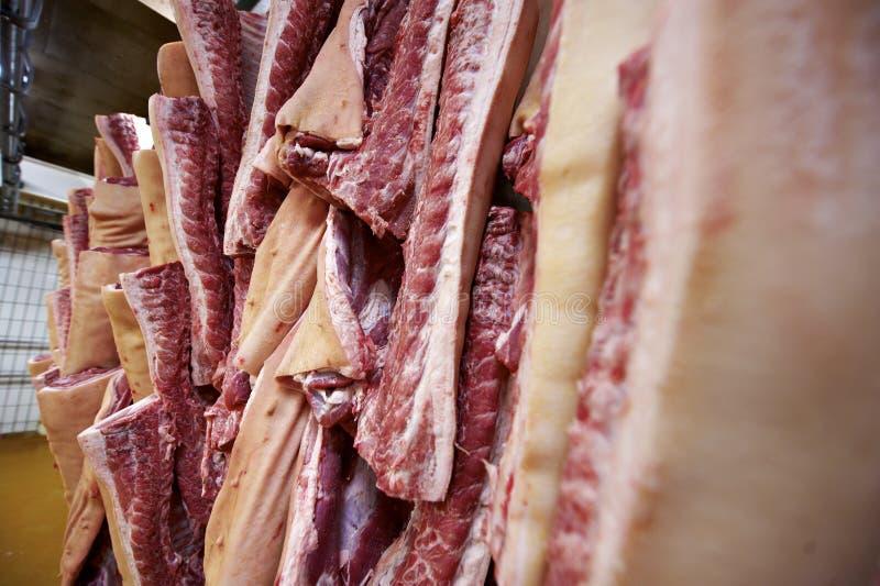 meatpork arkivbilder