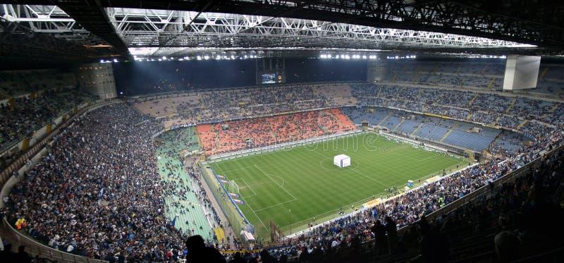 meazzanattstadion arkivfoto