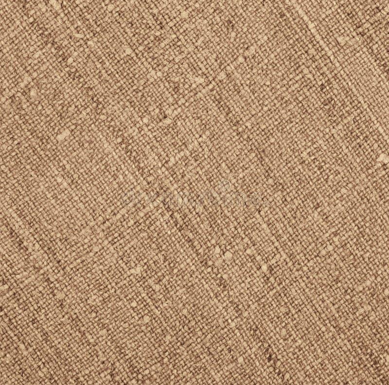Meblarska tapicerowania brązu tkanina jako tło Abstrakcjonistyczny textur obraz stock