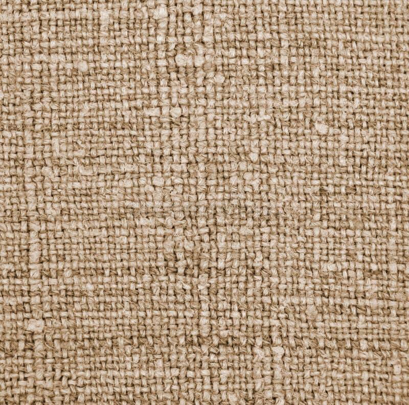 Meblarska tapicerowania brązu tkanina jako tło Abstrakcjonistyczny textur obrazy stock