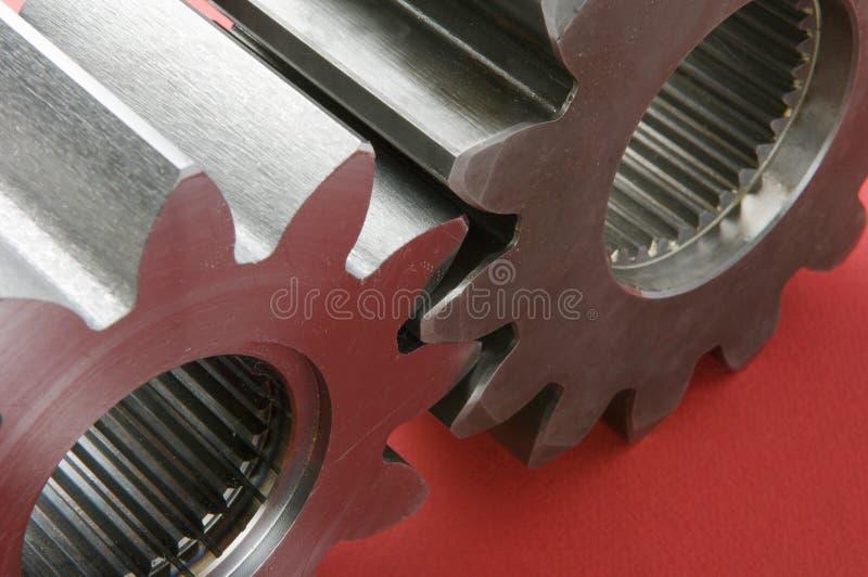 mecánicos de los Estado-de--artes fotografía de archivo libre de regalías